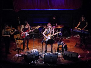 Emily Barker & the Red Clay Halo live