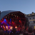 Edward Sharpe and the Magnetic Zeros, Somerset House Summer Series, London 2013