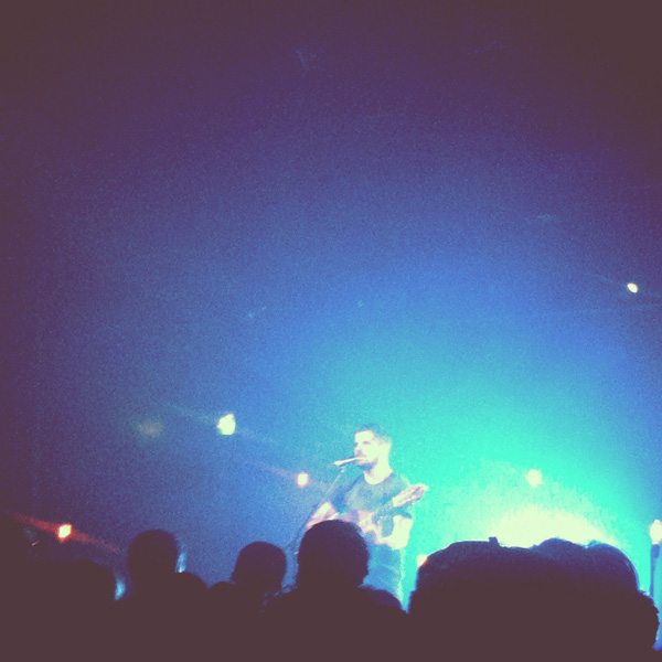 For Folk's Sake | Nick Mulvey | Scala | London | live | 11 March 2014