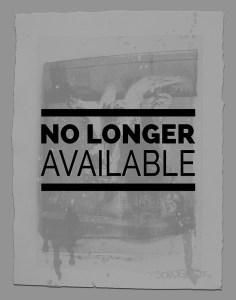 Print 14/20 — No longer available