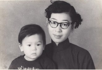 Mother and I, 1951