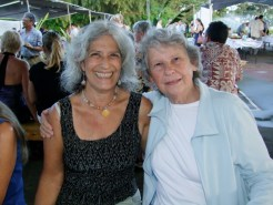 L-R: Louise Arakaki, Nancy Golden