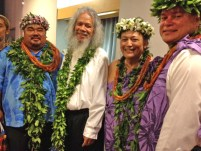 A rare event — Kaua`i Kumu together in Japan