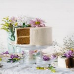 Lavender and Vanilla Bean Cake
