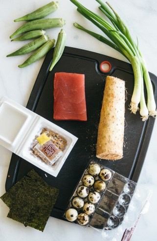 sutamina natto fork to belly