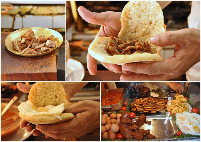 Fez Morocco food