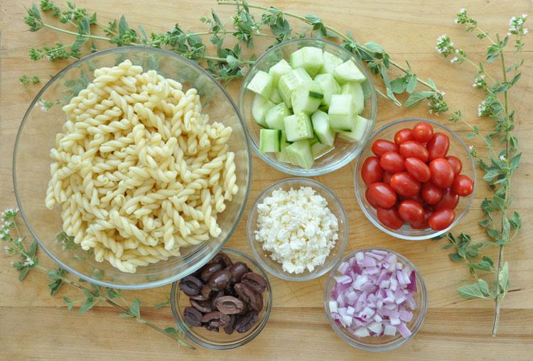 greeksaladingredients