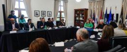 Recoge la Comisionada Residente preocupaciones de los alcaldes para incluir en su agenda