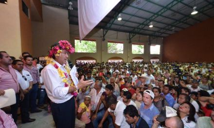 El norte de Veracruz, mi mayor fortaleza electoral: Héctor Yunes Landa