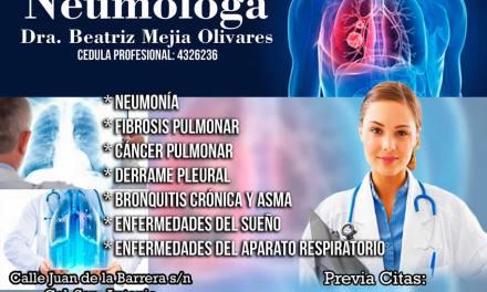 Dra. Beatriz Mejía Olivares