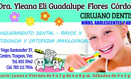 Dra. Yleana Eli Guadalupe Flores Córdoba