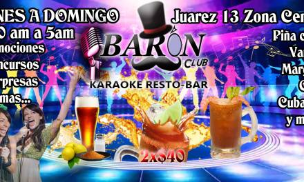 Baron Club – Karaoke Resto-Bar