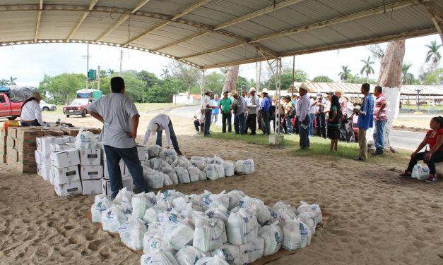 Amplían Entregas del PIMAF en Tuxpan
