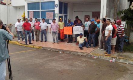 Obreros siguen sin recibir su salario y liquidación