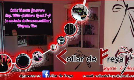 COLLAR DE FREYA