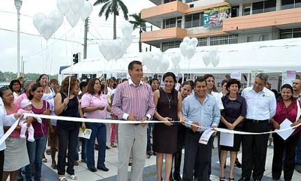 Inicia Procuraduría de Justicia del Estado y Ayuntamiento de Tuxpan jornadas de trabajo