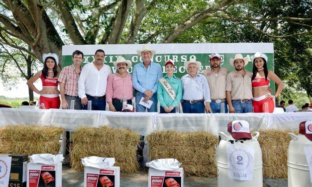 Ruiz Díaz reconoce esfuerzo del gremio ganadero