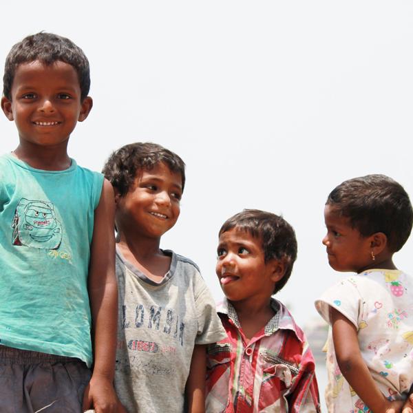 Children playing near the Sea- this week mumbai featured image