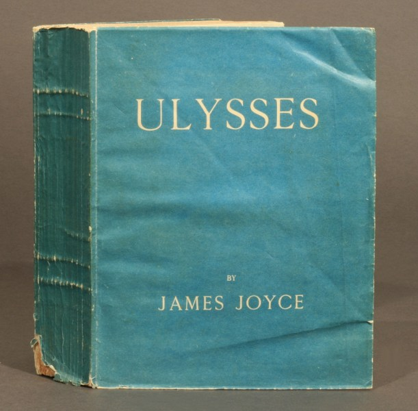 The Banned Books Of Belief-ULYSSES by James Joyce