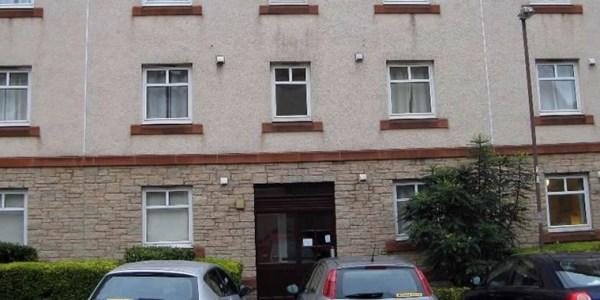 2 bed 1st floor flat in Shandon