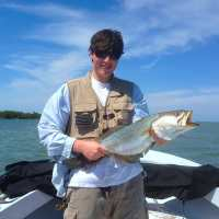 11/17/13, Fort Myers Fishing Report: Sea Trout, Chadwick's Bayou ~ #FortMyersFishing