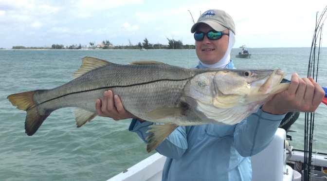 Fort Myers Fishing, November 25, 2016