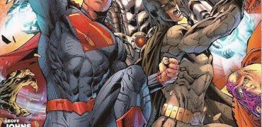 Justice League 9 comic book