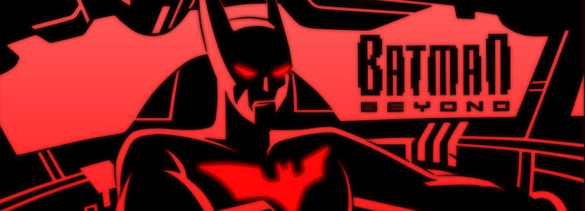 animated TV show Batman Beyond