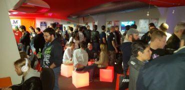 DOOM and MSI Vortex Launch Event
