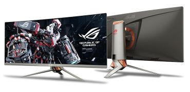 ASUS ROG Swift 34″ Curved Gaming Monitor – Tech Review