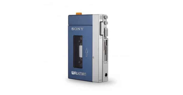 Happy 40th birthday to the original Sony Walkman