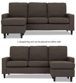 Small Of L Shaped Sofa