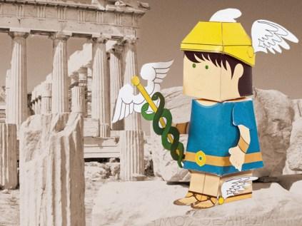 Historicals Merkur - Hermes