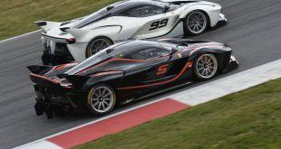 F1 Clienti a XX Programmes v Mugelle