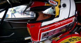 Ján Daniš odštartuje na okruhu Le Mans