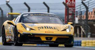 Ferrari Challenge – Le Mans – preteky