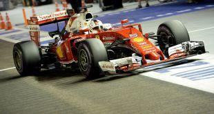 VC Singapuru, Sebastian Vettel