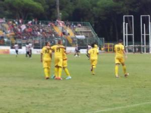 2013-14 2a giornata Viareggio-Nocerina 1-1