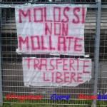 Striscione tifosi Afragolese
