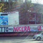 Striscione tifosi Bologna