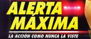 alerta maxima