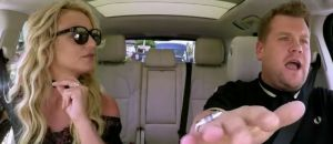 carpool britney
