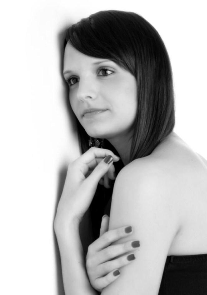 Portrait_sw_Frau