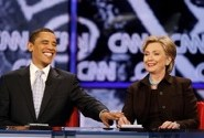 Reuters: Obama and Clinton, debate 31/01/2008