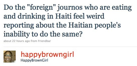 "Twitter / HappyBrownGirl: Do the ""foreign"" journos w ..."