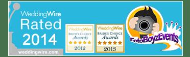 wedding wire photobooth