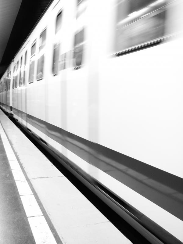 Perdi El Tren (Alex Serrano Tanguay )