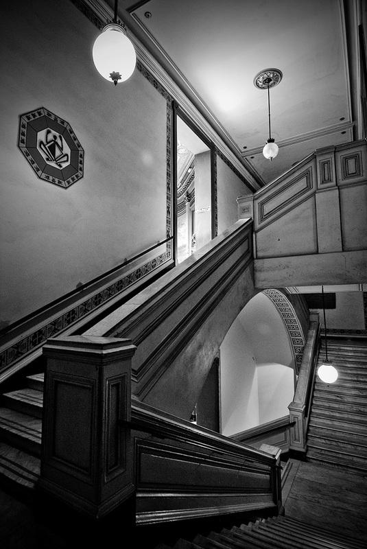Escaleras II (Oscar Cejas)