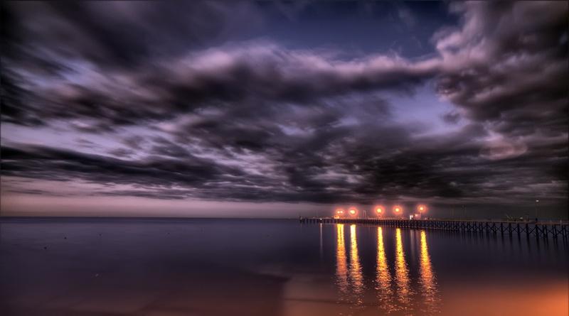 Muelle de pescadores (Manuel Savariz Santos)