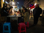 Restaurante callejero (Julián Nieves Camuñas)